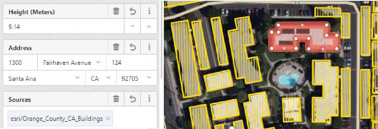 Для внесения и исправления объектов OSM используются редактор RapiD и плагин Map With AI для JOSM.
