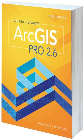 Рис. 2. Знакомство с ArcGIS Pro.