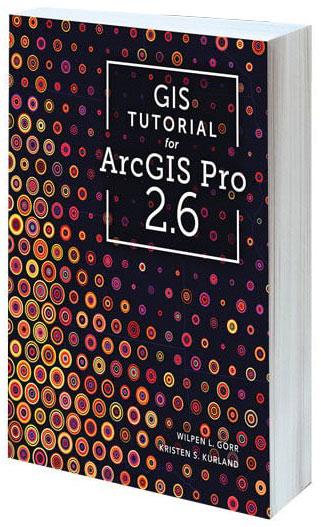 Рис. 3. Учебное пособие по ГИС для ArcGIS Pro.