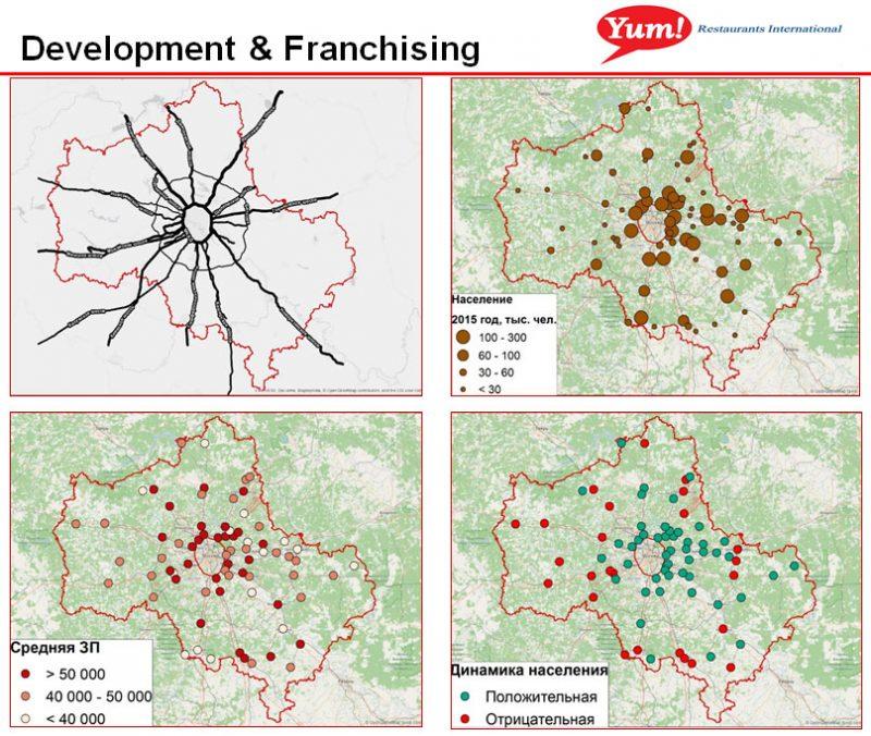 Оценка регионов с выделением перспективных муниципальных образований