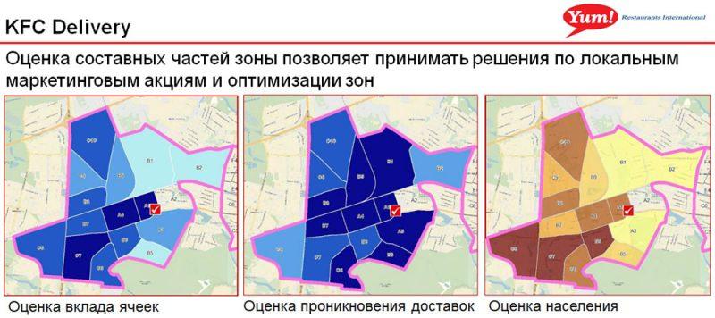 Детальное зонирование и планирование для принятия решений